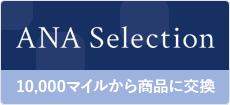 ANA Selection 10,000マイルから商品に交換