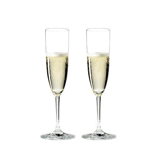リーデル ワイングラス シャンパンペアセット