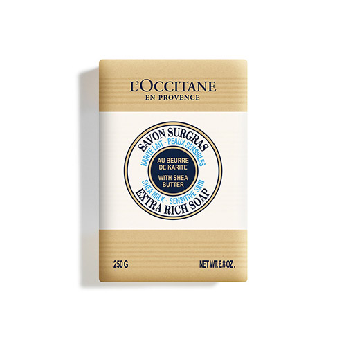 <ロクシタン>シアソープ 250g (ミルク)