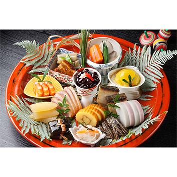 <日本料理なだ万>単品おせちセット舞