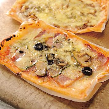 生パスタ工房「マーノ」の薄焼きPizza