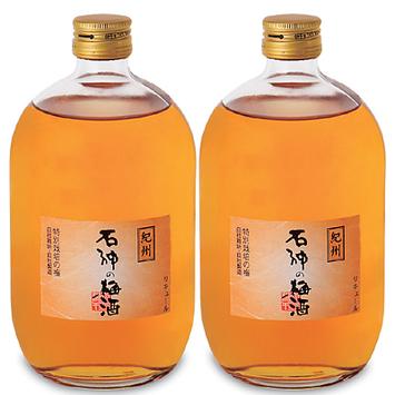 紀州石神の梅酒
