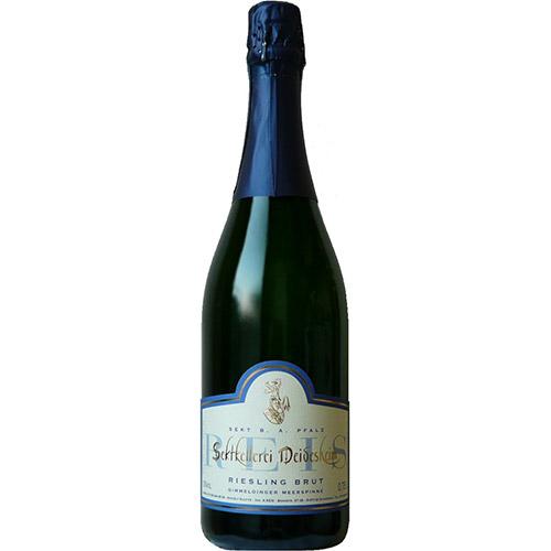 <ダイデスハイム>リースリング・ゼクトブリュット【NV】(白スパークリングワイン)