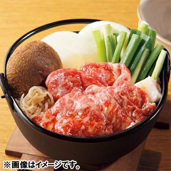 <京都 モリタ屋>牛鍋セット
