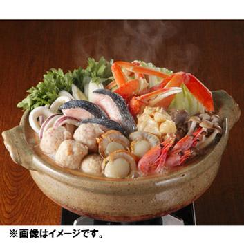 海鮮石狩鍋