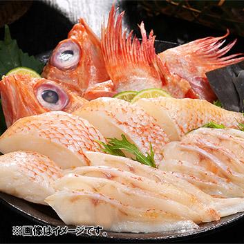 <知床半島沖斜里産>きんきの味わい鍋セット