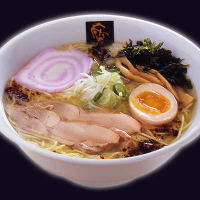 <札幌 麺屋 零>味噌ラーメン