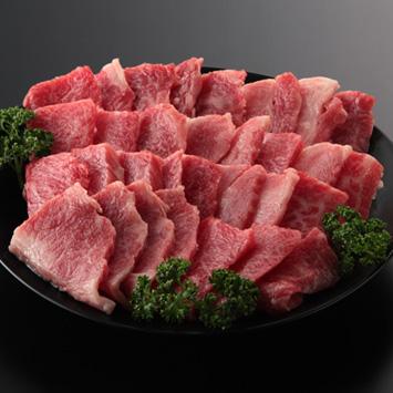 宮崎牛カルビ焼肉