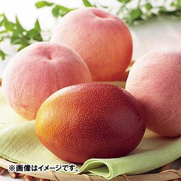 <国産>マンゴー&<山梨県産>御坂の水蜜桃