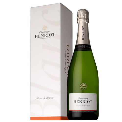 <アンリオ>ブラン・ド・ブラン(ボックス入り)【NV】(白シャンパン)