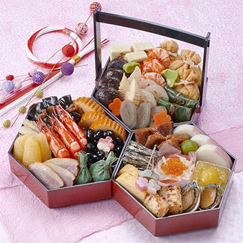 <京菜味のむら>八坂(三段重)