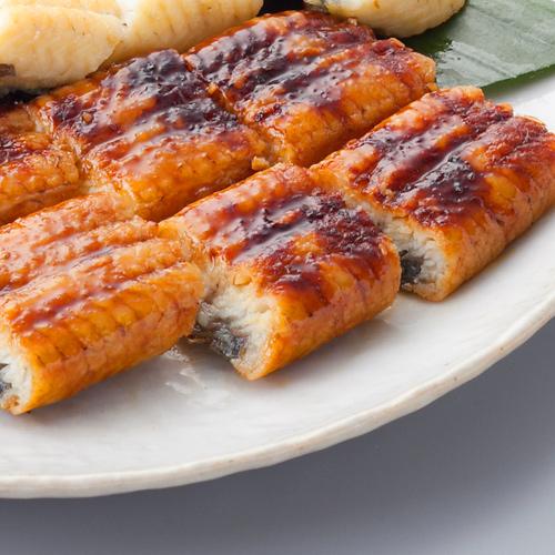 <日本料理 一乃松>うなぎ蒲焼セット