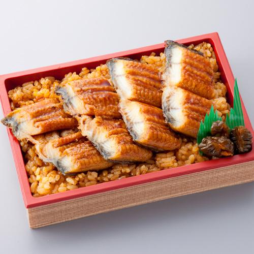 <日本料理 一乃松>料亭の味うな重セット(上×2個)