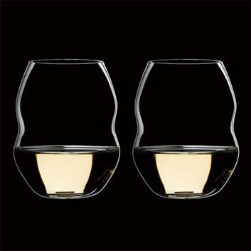 リーデル スワル ホワイトワイン ペアセット