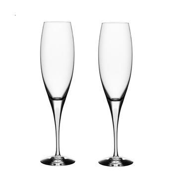 <Orrefors>インターメッツォ シャンパン2P