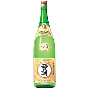 <西の関>手造り純米酒 純米