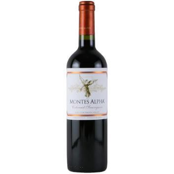 <モンテス>モンテス・アルファ カベルネ・ソーヴィニヨン【2018】 赤ワイン (エノテカ)