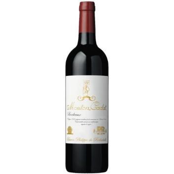 <バロン・フィリップ・ド・ロスチャイルド>ムートン・カデ・ルージュ・クラシック【2017】赤ワイン (エノテカ)