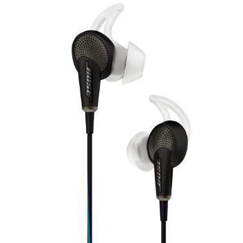 <Bose>QuietComfort 20ノイズキャンセル機能付きイヤフォン(Apple製品対応モデル)