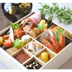 ANAオリジナル<日本料理一乃松>謹製おせち一段重
