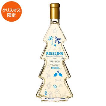 ☆オリジナル飛行機ラベル☆ クリスマスワイン【2019】(白ワイン)