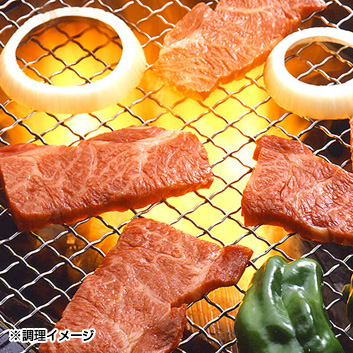 <米沢牛>焼肉用(バラ)