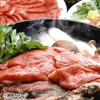 米沢牛すき焼・しゃぶしゃぶ用(ロース)