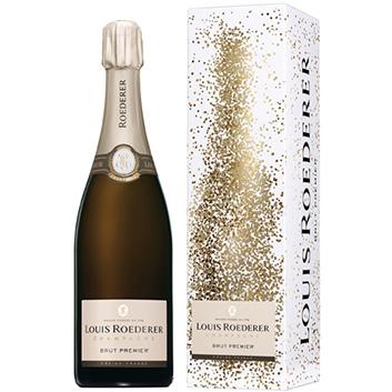 【世界No.1シャンパーニュメゾン】<ルイ・ロデレール>ブリュット・プルミエ【NV】(白シャンパン)(エノテカ)