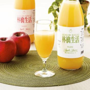 青森県産りんごジュース12本