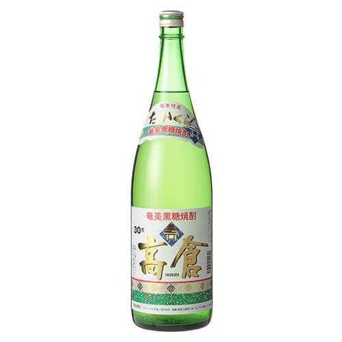 <高倉>黒糖焼酎