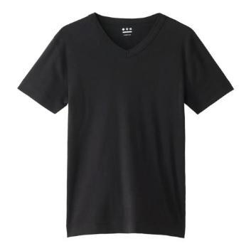 <スリードッツ>Keith  VネックTシャツ