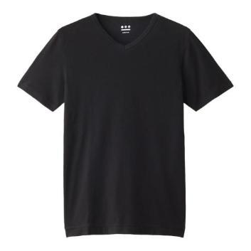 <スリードッツ>Matt  VネックTシャツ
