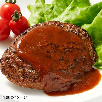 <ローストビーフの店 鎌倉山>ハンバーグセット