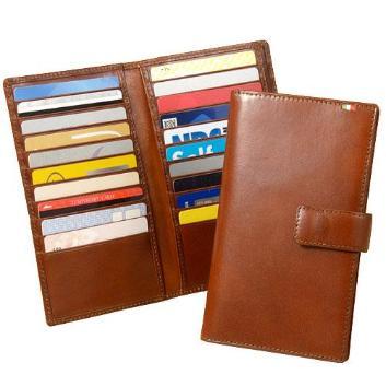 <ミラグロ>30枚カード収納財布