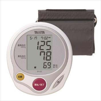 <タニタ>上腕式血圧計 BP-522
