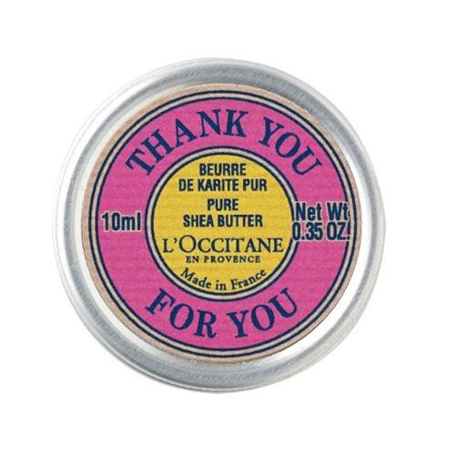 <ロクシタン>THANK YOU シア ピンク
