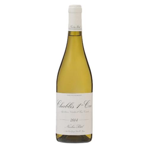 <ニコラ・ポテル>シャブリ プルミエ・クリュ【2014】(白ワイン)