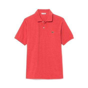 <ラコステ>ラコステL.12.64ポロシャツ(杢・半袖)