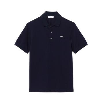 <ラコステ>スリムフィットポロシャツ(半袖)