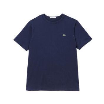 <ラコステ>ベーシッククルーネックTシャツ(半袖)