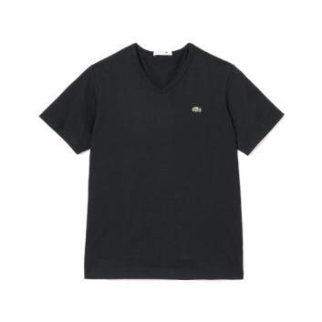 <ラコステ>ベーシックVネックTシャツ(半袖)