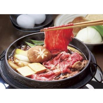 <米澤佐藤畜産>米沢牛すき焼用