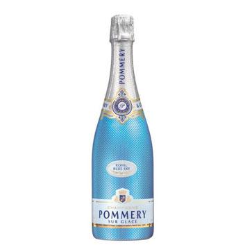<ポメリー>ロワイヤル ブルースカイ【NV】(白シャンパン)