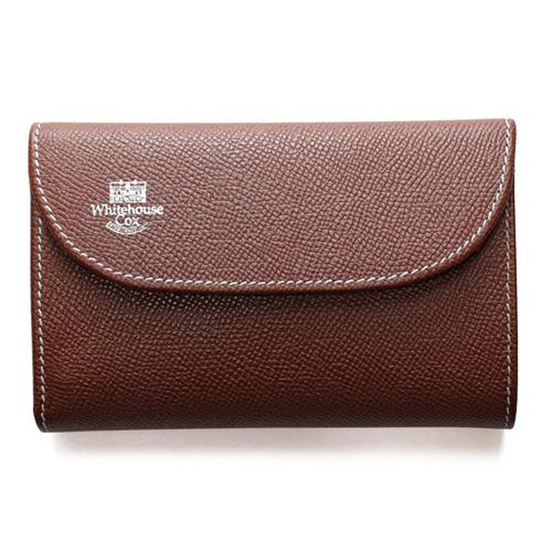 <ホワイトハウスコックス>ロンドンカーフ S7660 3折財布