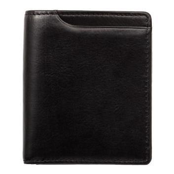 <ミラグロ>アニリンカーフ スリム2つ折り財布