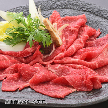 黄木の米沢牛すき焼用切落し