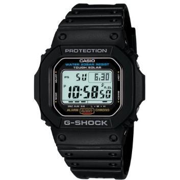 <カシオ>G-SHOCK ソーラーウォッチ G5600E-1JF
