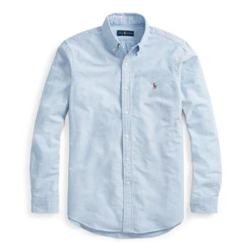 <ラルフ ローレン>コットン オックスフォード スポーツシャツ