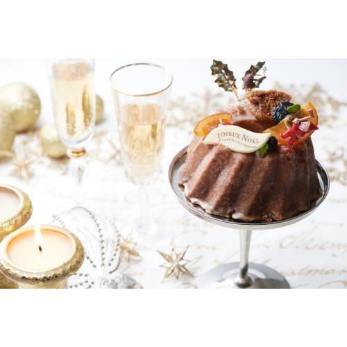 <メルヴェイユ>クリスマスクグロフ キャラメリゼ
