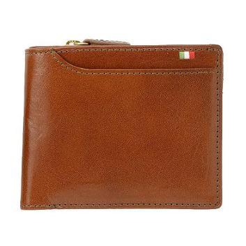 <ミラグロ>23ポケット二つ折り財布